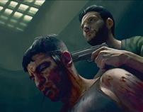 The Punisher fan art