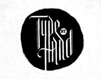 Type by Hand