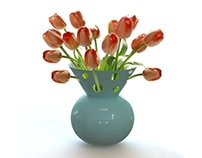 Spray Vase