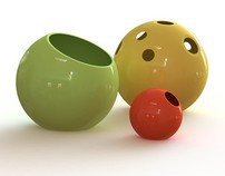 Sphere Vase Collection