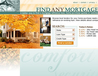 FindAnyMortgage.com Site