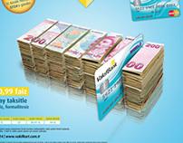 VakıfBank nakite 12 taksit kampanyası