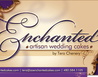 Enchanted Artisan Wedding Cakes
