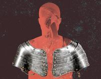Medieval poster series