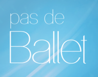 Pas De Ballet - Kinect Application