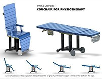 COUCHair for physical therapy