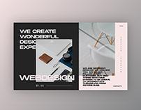 Showreel - UI/UX Concept