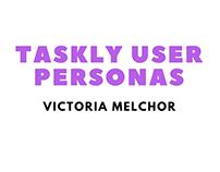 Taskly: User Personas