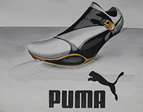 PUMA SHOWCARD