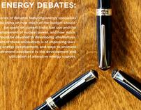 The Energy Debates