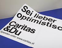Sei lieber optimistisch.