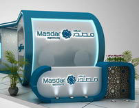 Masdar Institute Exhibition