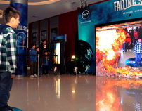 Falling Skies Experience - Argentina