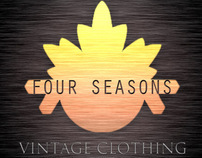Four Seasons / / / Vintage Clothing