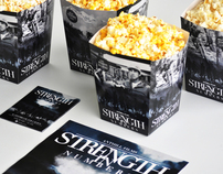 Red Bull Popcorn box, Strength in Numbers Premier