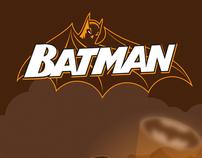 Batman - Vector Practice 001