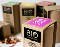 Eco-packaging for tea