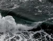 WAVE - OCEAN -  WATER