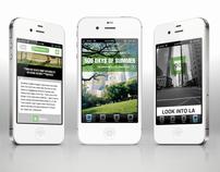 Look into LA iPhone App