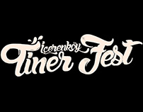 Icerenkoy Tiner Fest Poster
