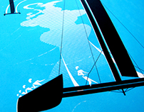 America's Cup: Poster
