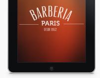Barbería Paris Challenge