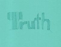 Truth, Beauty, etc. Triptych Prints