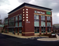 M&T Bank and Office Building - North Bethesda, Maryland