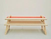 B.B. ( Board Bench)