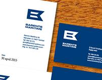 Barents Maritime Logo og grafisk profil