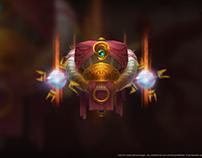 league of legends LeeSin theme UI