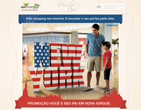 West Shopping Dia dos Pais - Facebook App
