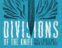 Divisions of the Knife Book Jacket