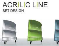 Acrilic Line