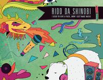 Ridd Da Shinobi CD