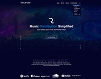 UI/UX Redesing Homepage