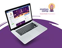 Motion Camp - Social Media
