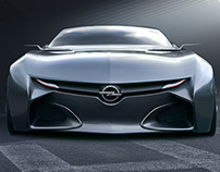 Opel Inspira - Degree project
