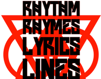 RHYTHM RHYMES LYRICS LINES