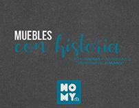 Homy - Muebles Con Historia