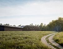 UK modern villa 3