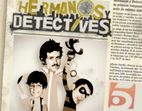 HERMANOS Y DETECTIVES (TV SPOT)