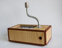 Manual Cassette Rewinder