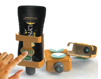 Shower gel dispenser (Holder). Promotional Product