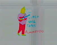 First Base Tapes | Bummeroo 2016