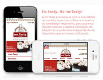 mr.Tasty (Site provisório)