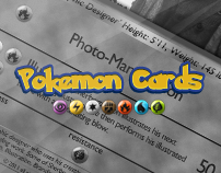 Re-Creating the Pokemon Card (Classic)