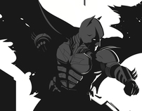 Antihero Poster Series: Dark Knight