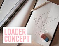 Origami loader