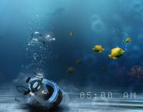 Diving Season Open